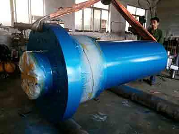 500吨油压机油缸