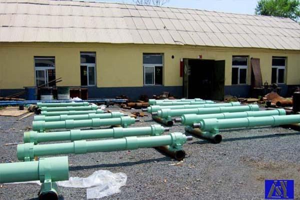 河北钢厂二高线连轧项目